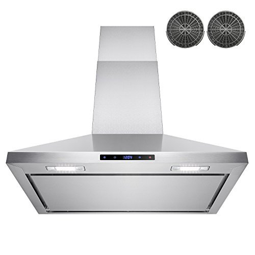 affordable ductless range hood