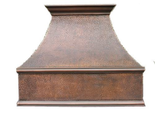 expensive copper range hood