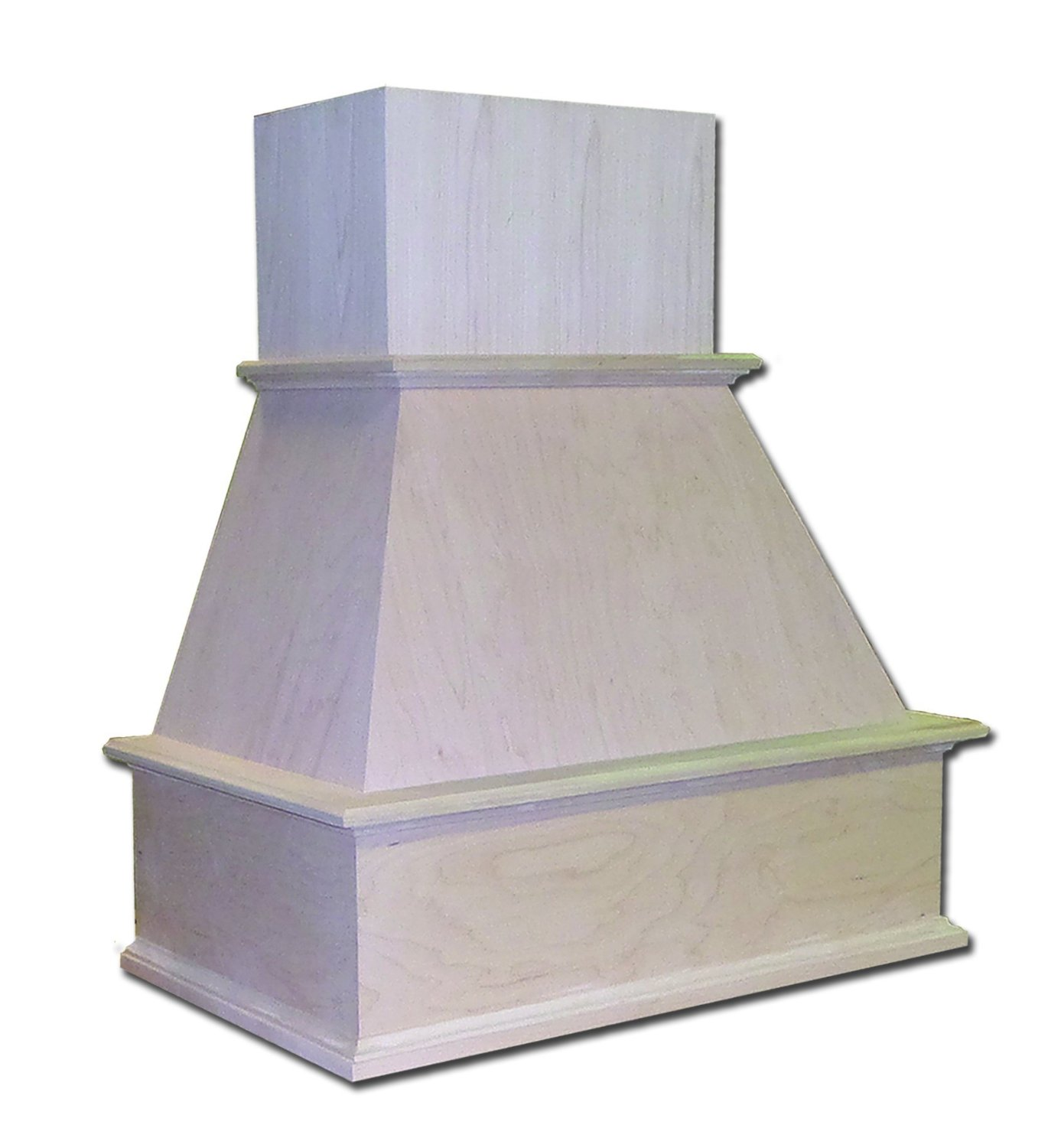 expensive wood range hood